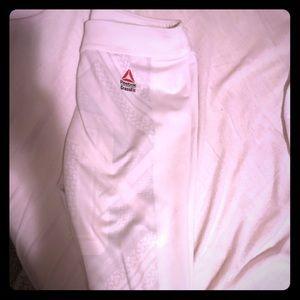 Reversible Crop Athletic Pants